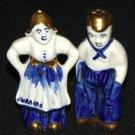 Dutch Boy and Girl Salt & Pepper Shakers