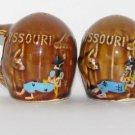 Souvenir Mugs Salt Pepper Shakers