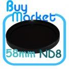 NEW 58mm ND8 Filter Neutral Density ND 8 for DSLR DC Camera Lens