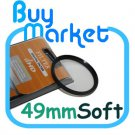 New 49mm Soft Focus Effect Diffuser Lens Filter