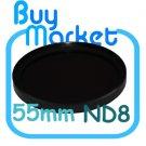 NEW 55mm ND8 Filter Neutral Density ND 8 for DSLR DC Camera Lens