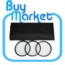 NEW 55MM 4X 6X 8X STAR FILTER KIT SET with FILTER CASE (***Free Registered Airmail)