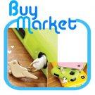 BIRD - Cute Anti Dust 3.5mm Earphone Jack Plug Stopper for iPhone 4 4S iPod Galaxy