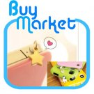 STAR - Cute Anti Dust 3.5mm Earphone Jack Plug Stopper for iPhone 4 4S iPod Galaxy
