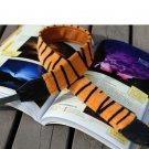 Tiger Stripe DSLR Camera Colorful Soft Nap Shoulder Neck Belt Strap Grip #54