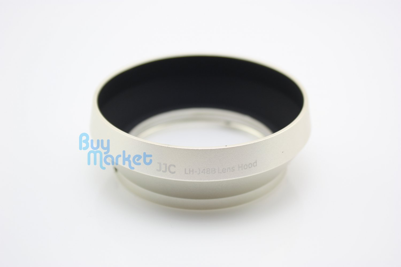 New JJC LH-J48B Lens Hood for Olympus M.Zuiko Digital 17mm f1.8 replaces LH48B