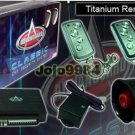 ADVANGUARD M11 TITANIUM SLIDEABLE REMOTE CAR SYSTEM