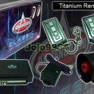 ADVANGUARD M25 TITANIUM REMOTE CAR ALARM SYSTEM
