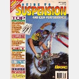 Mountain Biking 1995 Diamond Back DRB Toby Henderson GIANT ATX 860 GT All Terra CALOI SIGMA XC