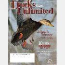 DUCKS UNLIMITED November December 2006 Magazine Strategies for Decoy-shy Duck