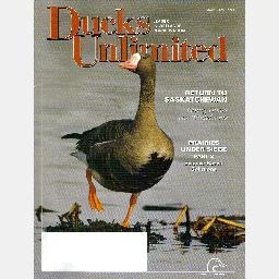 DUCKS UNLIMITED March April 2004 Magazine Saskatchewan Whitefront Geese RETRIEVERS Duck Goose