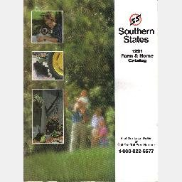SOUTHERN STATES 1991 Farm Home Catalog book catalogs