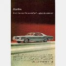 "Ad 1965 OLDSMOBILE STARFIRE ""The Rocket Action Car!"" 65 Olds"