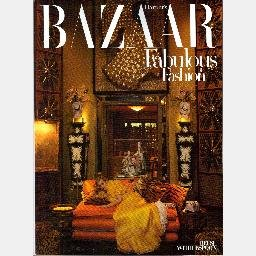 HARPER's BAZAAR April 2007 Magazine Reese Witherspoon Lindsay Lohan's Mother Fabulous Fashion