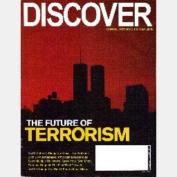 DISCOVER July 2006 Magazine Future of Terrorism SATURN'S RINGS Lisa Randall EXTREME ORIGAMI