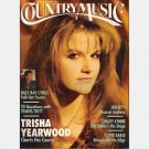COUNTRY MUSIC January February 1996 TRISHA YEARWOOD Joe Ely Steve Earle BILLY RAY POSTER
