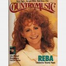 COUNTRY MUSIC September 1995 Magazine REBA MCENTIRE Aaron Tippin JOY LYNN WHITE