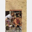 SCHWINN BICYCLE Bike OWNERS MANUAL owner guide book 1991 MTB & ROAD Bikes