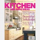 KITCHEN BATH IDEAS March April 2004 Magazine BETTER HOMES GARDENS Special Interest BHG