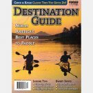 CANOE & KAYAK BEGINNER'S DESTINATION GUIDE Iowa River San Juan Islands Quetico Okefenokee