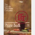 BEATRICE Fairbury Hebron NEBRASKA NE Phone Directory Book 1994 Area Code 402 LINCOLN TELEPHONE CO