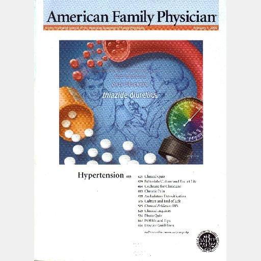 AMERICAN FAMILY PHYSICIAN February 1 2005 Hypertension CHRONIC PAIN Ambulatory Detoxification