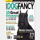 DOG FANCY May 2001 Magazine MINIATURE SCHNAUZER Spanish Water Dog, JR the BICHON FRISE