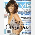 INSTYLE MARCH 2007 Magazine IN STYLE Sandra Bullock Cover