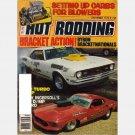 POPULAR HOT RODDING December 1979 Magazine Bracketnationals 1964 Ford Thunderbolt CAMARO NHRA STOCK