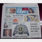 USA TODAY March 14 2006 Tuesday American Idol Mandisa Maureen Stapleton LSU Augustus