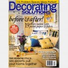 COUNTRY COLLECTIBLES DECORATING SOLUTIONS No 16 2004 MagazinePaint Paper Fabric Wall Mouldings