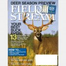 FIELD & STREAM August 2006 Magazine Deer Season preview FOOD PLOT Scents BILL HEAVEY BOW TEST