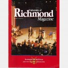 UNIVERSITY OF RICHMOND Magazine Fall 1992 Vol 55 No 1 Bush Clinton Perot Debate