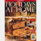 1996 COUNTRY HOME HOLIDAYS AT HOME Magazine 1996 Black Walnut Spice Cake