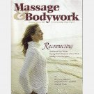 MASSAGE & BODYWORK December January 2005 Magazine Indian Head Massage
