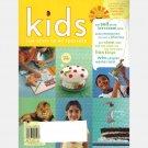 MARTHA STEWART KIDS SUMMER 2005 Magazine No 18 Potato Prints SECRET CODES Pet Lizard