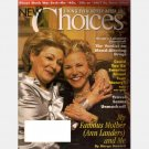 NEW CHOICES October 1997 Magazine ANN LANDERS and Daughter Margo Howard