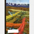 THE NEW YORKER October 9 2006 Magazine Suburbia FALL RITUAL COVER