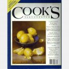 COOK'S ILLUSTRATED February 2007 No 84 Magazine POUND CAKE Dutch Oven HERB CRUSTED PORK LOIN