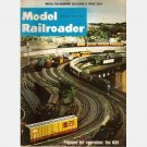 MODEL RAILROADER August 1972 Magazine GSV Philadelphia Western System Sorghum Trees