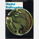 MODEL RAILROADER June 1972 Magazine Ps-4 Central Indiana Epithet Creek RR Magnetic couplers