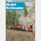 MODEL RAILROADER May 1972 Magazine Sierra Pass Kinnickinnic Railway William Gorge Approach lamps