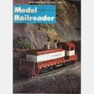 MODEL RAILROADER September 1972 Magazine D&RGW Ditcher Aptakisic Webster Groves CS&CCD caboose