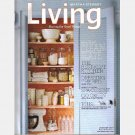 MARTHA STEWART LIVING Magazine January 2007 No 158 Chalkboard paint Shelf Brackets Pineapples