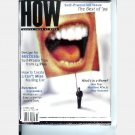 HOW October 1999 Magazine Design Ideas at Work SELF-PROMOTION ISSUE 1999 Japan Design