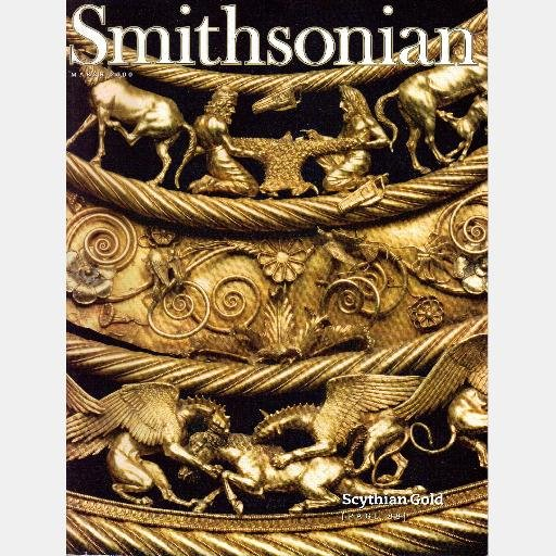 SMITHSONIAN March 2000 Magazine Scythian Gold MYLES STANDISH Wind Turbines kiwi bird