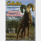 CABELA'S OUTFITTER'S JOURNAL November December 2005 Magazine SHEEP HUNTING