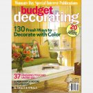 Woman's Day Special Interest BUDGET DECORATING Magazine 2007 Volume 17 XVII Number 2