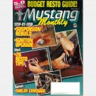 MUSTANG MONTHLY February 1992 Magazine 66 Hertz GT350 351 '69 Mach 1 1965 68 convertible