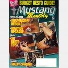 MUSTANG MONTHLY February 1992 Magazine 66 Hertz GT350 351 '69 Mach 1 1965 68 convertible
